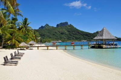 InterContinental Bora Bora Le Moana Resort - UPDATED 2018 ...