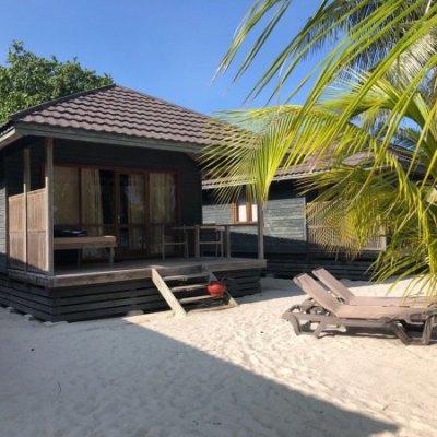 O-Resort Beach Villa - Bild von Kuredu Island Resort & Spa ...