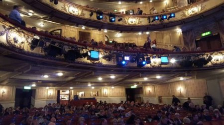 Photo Of Novello Theatre London United Kingdom A Wiew From Our Seats In Balcony Picture