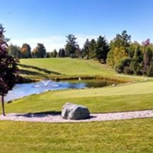 Scenic and serene   Picture of Cedar Valley Golf Club  Comins     Cedar Valley Golf Club  Scenic and serene