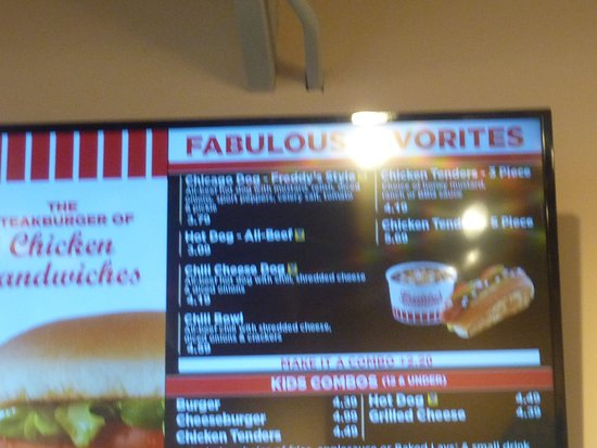 Fast Food Restaurants 45459