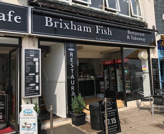 Brixham Fish Restaurant 22 Quay