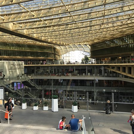 Forum des Halles  Paris    2018 All You Need to Know Before You Go     Full view