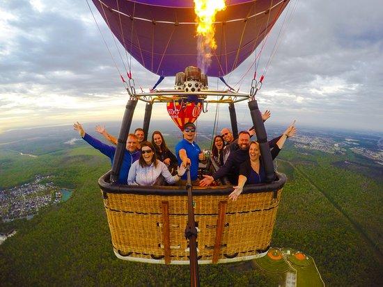 hot air balloon # 5