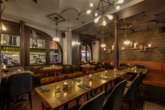 Restaurant Tapas Paris 8eme