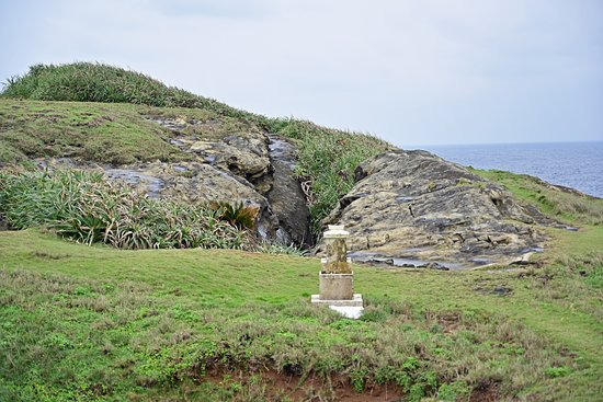 Map Yonaguni Monument