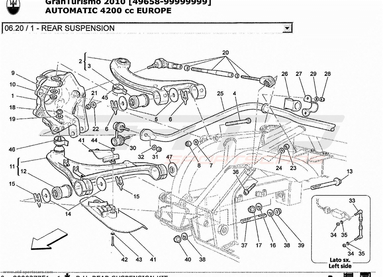 2007 Subaru Legacy Timing Belt For