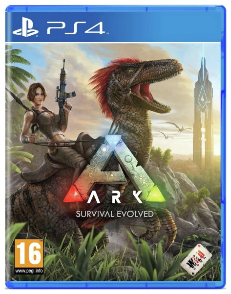 Buy Ark Survival Evolved PS4 Game   PS4 games   Argos Ark Survival Evolved PS4 Game