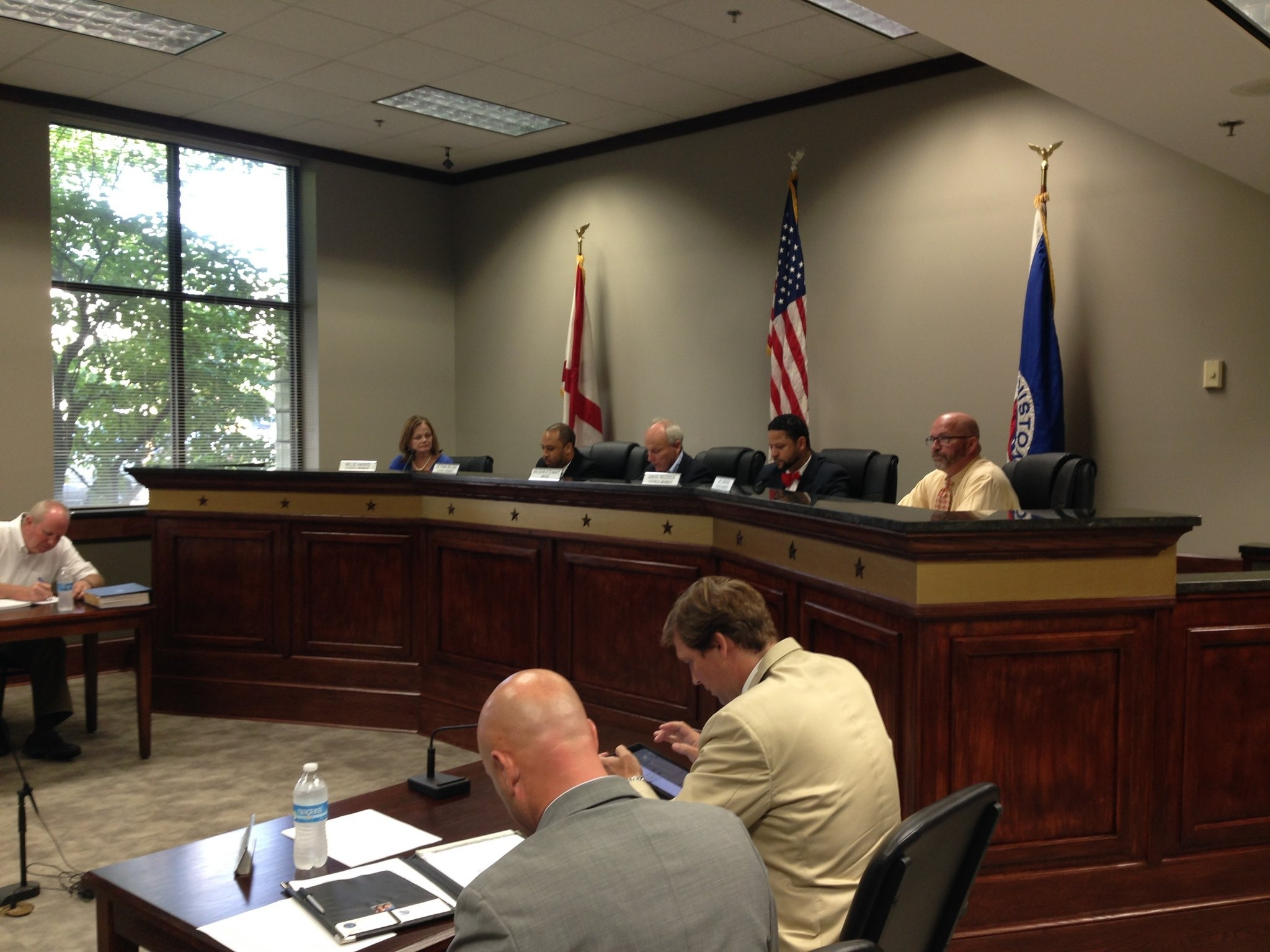 Anniston City Council  No Confederate flag on public property   AL com The Anniston City Council passed a resolution aimed at ending displays of  the Confederate flag  William Thornton   wthornton al com