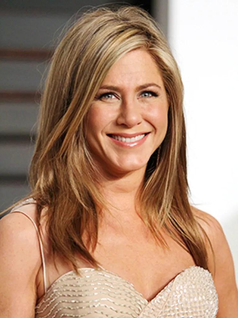 Jennifer Aniston New Hair Color
