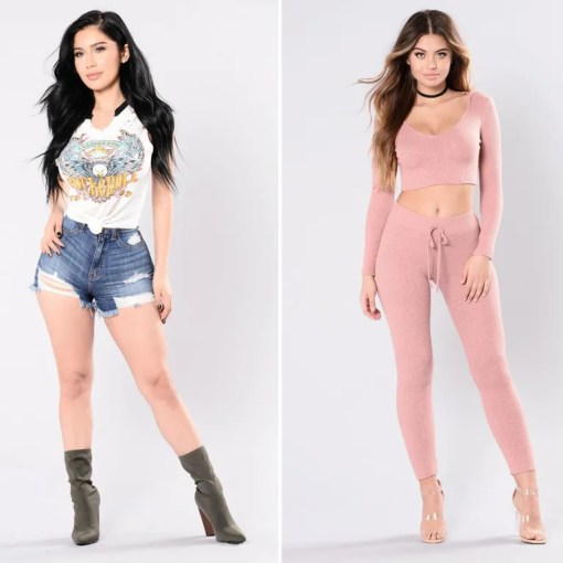 Updated  Fashion Nova Is In Hot Water For Using Straight Size Models     Fashion Nova Is In Hot Water For Using Straight Size Models To Sell Its  Plus Size Line  Updated