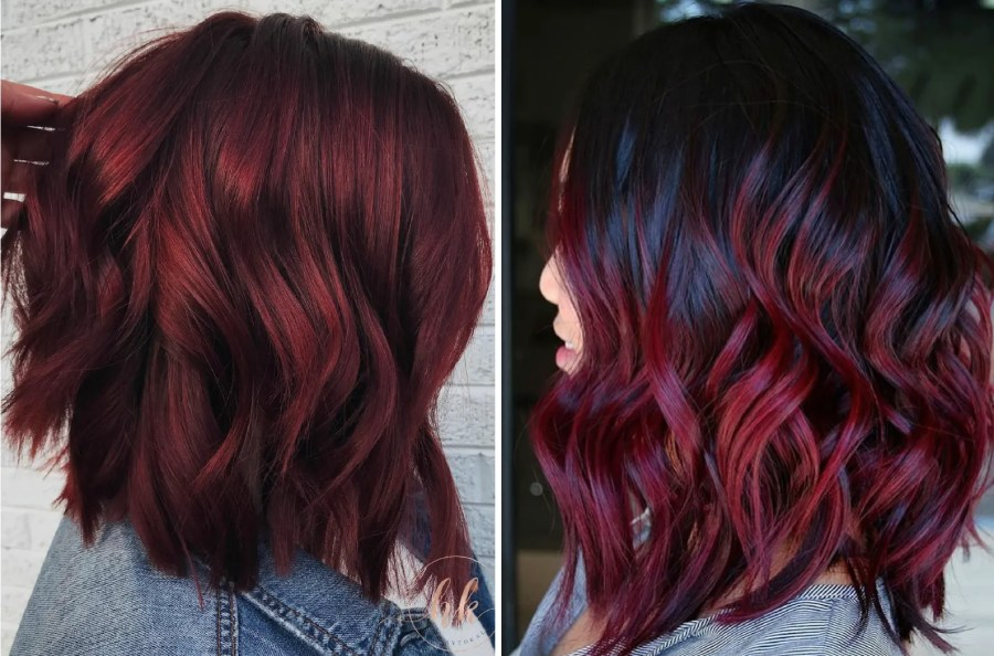 Mulled Wine Hair    Is the Coolest New Hair Color Trend for Winter        Mulled Wine Hair    Is the Coolest New Hair Color Trend for Winter   Allure