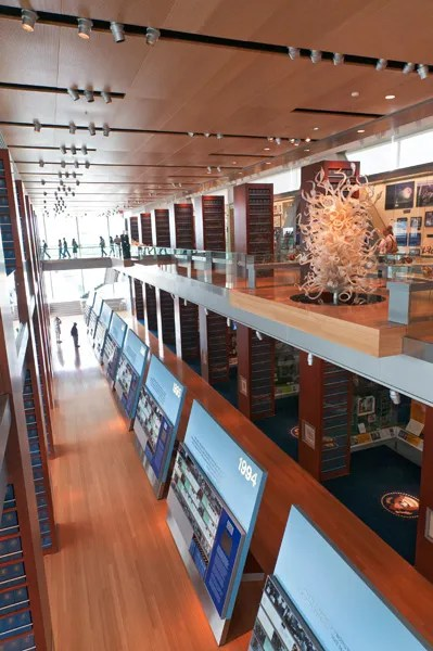 U.S. Presidential Libraries Photos   Architectural Digest