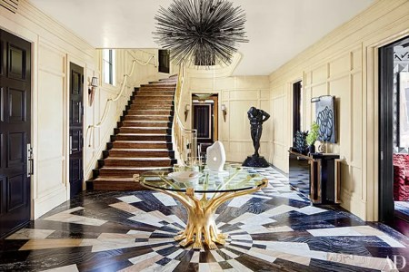 42 Entryway Ideas for a Stunning  Memorable Foyer Photos      The Downton Abbey generation was living in houses built before their time   Striking elements
