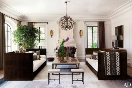 15 Rooms with Sconce Lighting That Are Incredibly Stylish Photos     The great room