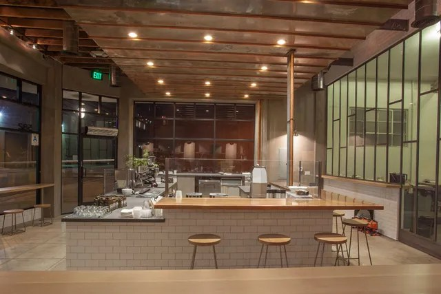12 of Our Favorite Modern Coffee Shop Designs Around the World     Blue Bottle Coffee