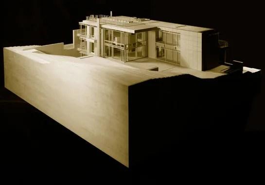 Richard Meier S Architectural Models Architectural Digest