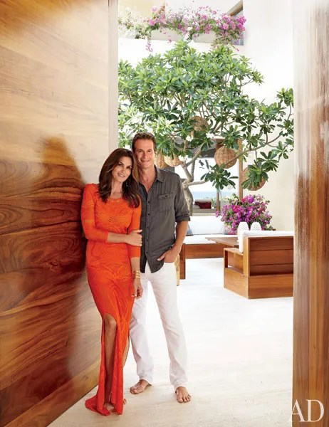 Cindy House Crawford Mexico