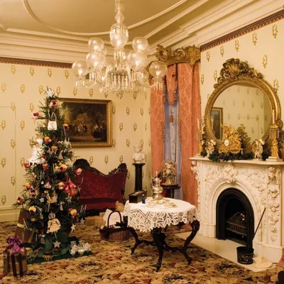 Holiday Decorating Ideas Architectural Digest