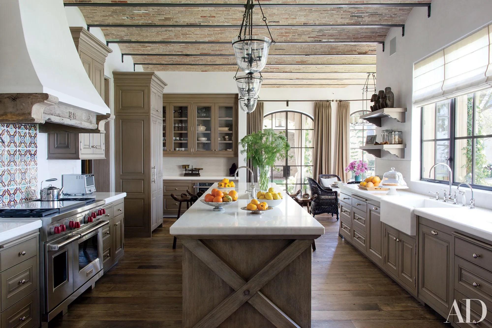 Open Galley Kitchen Designs
