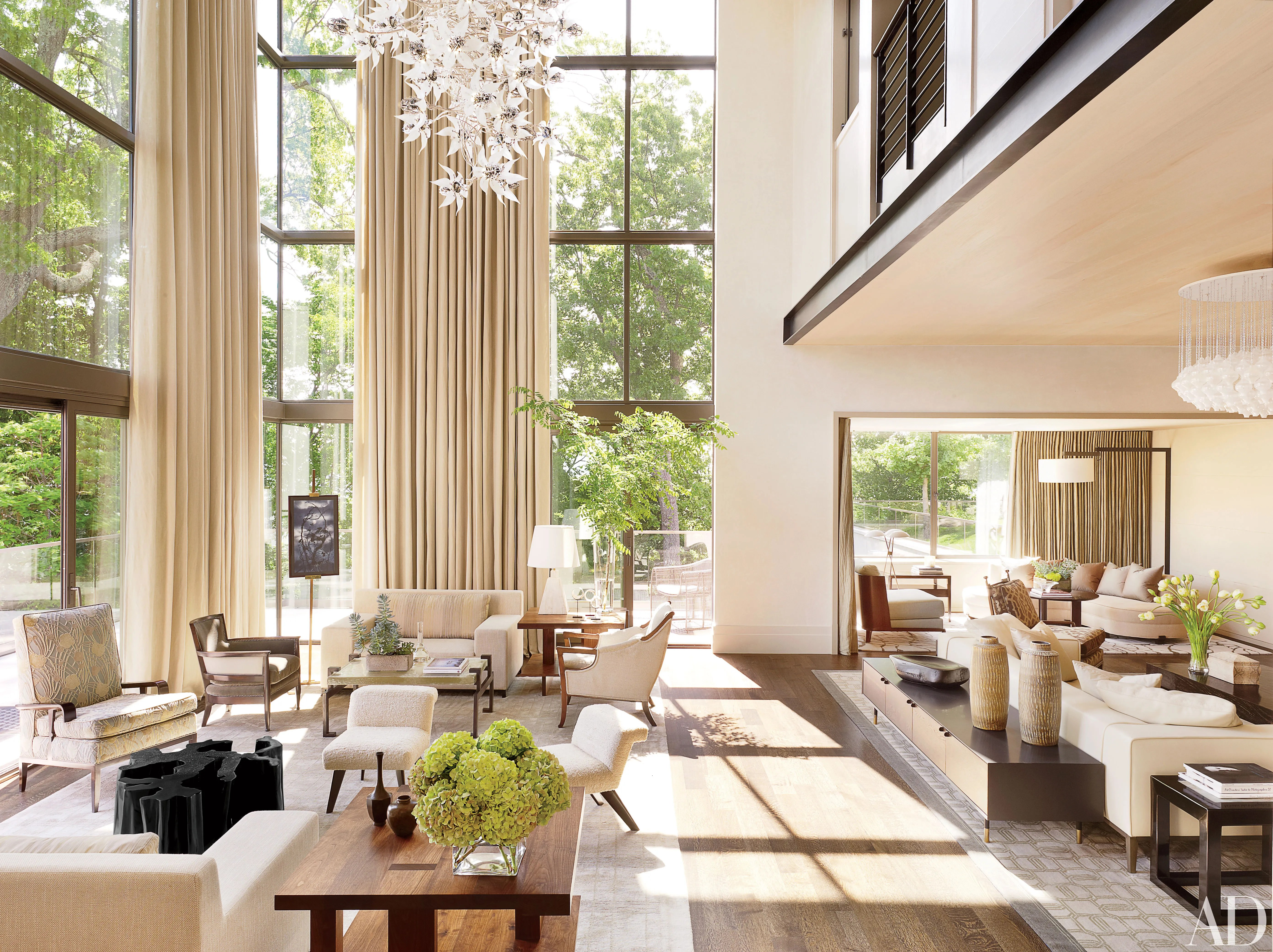 High Ceilings And Rooms With Double High Ceilings Photos