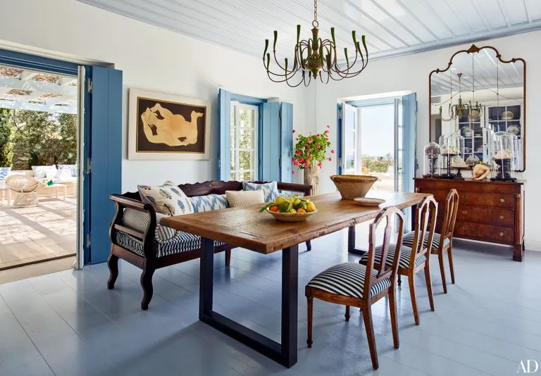 Tips to Mix and Match Dining Room Chairs Successfully     6 Reliably Chic Ways to Mix and Match Dining Room Chairs
