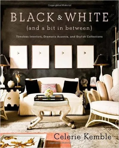 10 Coffee Table Books That Will Inspire Your Next Redesign Photos     Black and White  and a Bit in Between   Timeless Interiors  Dramatic  Accents  and Stylish Collections