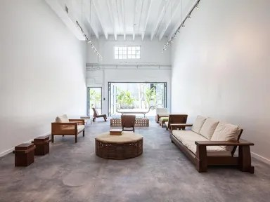 These 5 Designers Are the Future of Modern Furniture from Brazil     The Miami location of Espasso  a showroom selling vintage and contemporary  Brazilian furniture