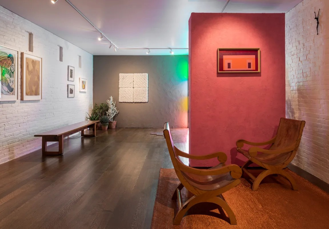 Mexican Architect Luis Barrag 225 N Takes The Spotlight At