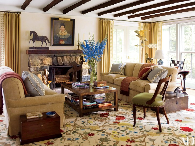 Look Inside Elissa Cullman s Refreshed Connecticut Home     Look Inside Elissa Cullman s Refreshed Connecticut Home   Architectural  Digest