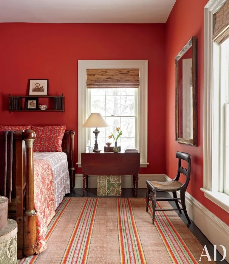 10 Bedroom Color Ideas  The Best Color Schemes for Your Bedroom     Traditional Bedroom by Hottenroth   Joseph Architects and Hottenroth    Joseph Architects in Livingston  New