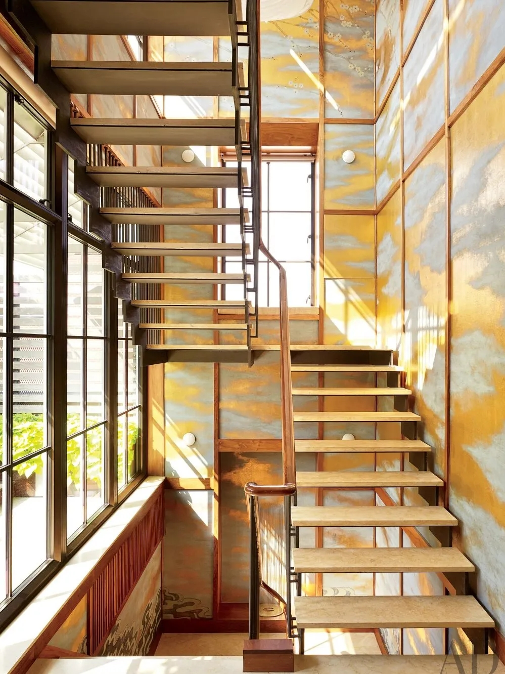Types Of Stairs Explained Architectural Digest | First Floor Steps Design | Vastu Duplex House India | Limited Space | Entrance Step | Structural Steel Stair | Residential Stair