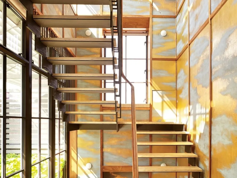 Types Of Stairs Explained Architectural Digest | 2 Stairs House Design | Interior | Dream House | Box Type | Basic | Ultra Modern