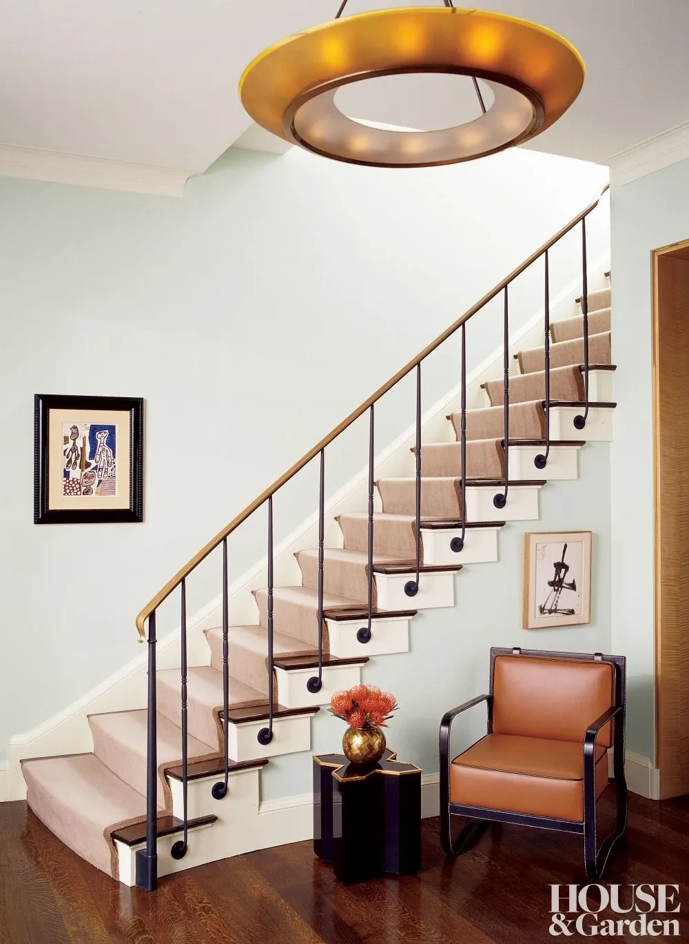 Types Of Stairs Explained Architectural Digest | Space Saving Staircases For Small Homes | Design | Spiral Staircases | Staircase Design | Attic Ladder | Staircase Ideas