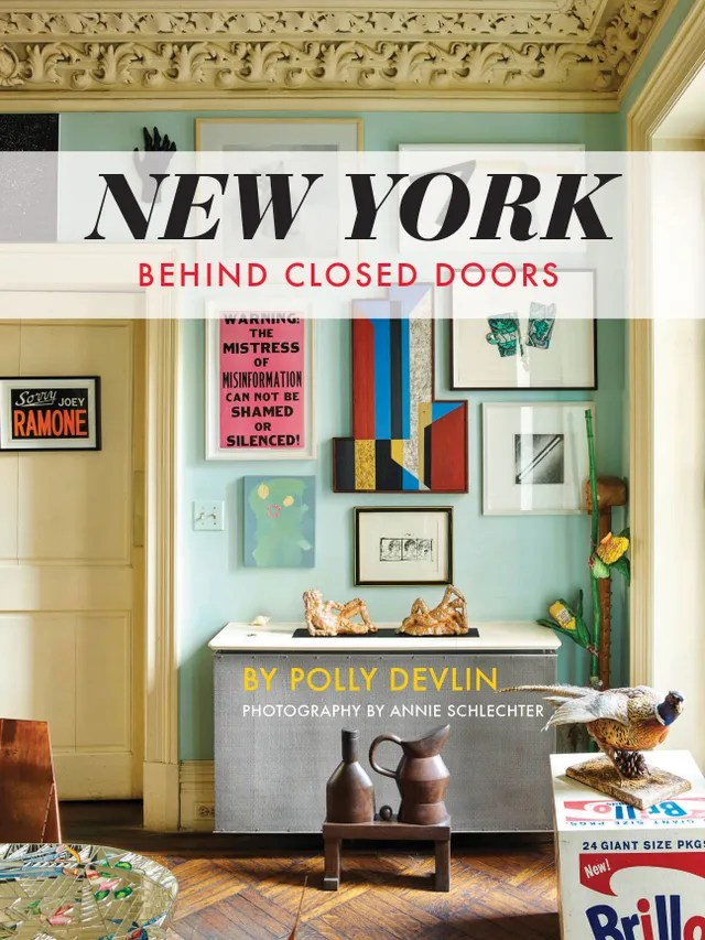 26 Best Coffee Table Books to Buy   Gift This Year Photos     Book Cover  New York Behind Closed Doors