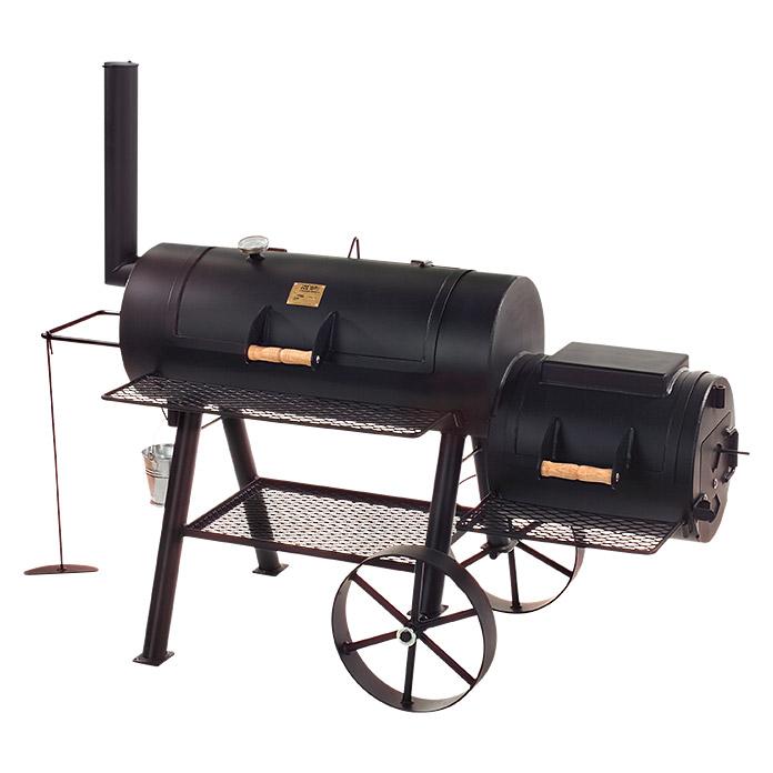 Wood Smoker Joe Oklahoma
