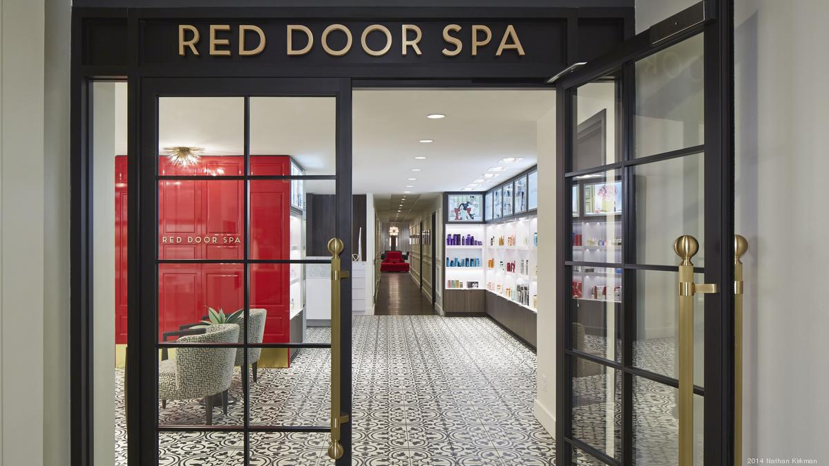 The Red Door Spa by Elizabeth Arden gets a major facelift ...