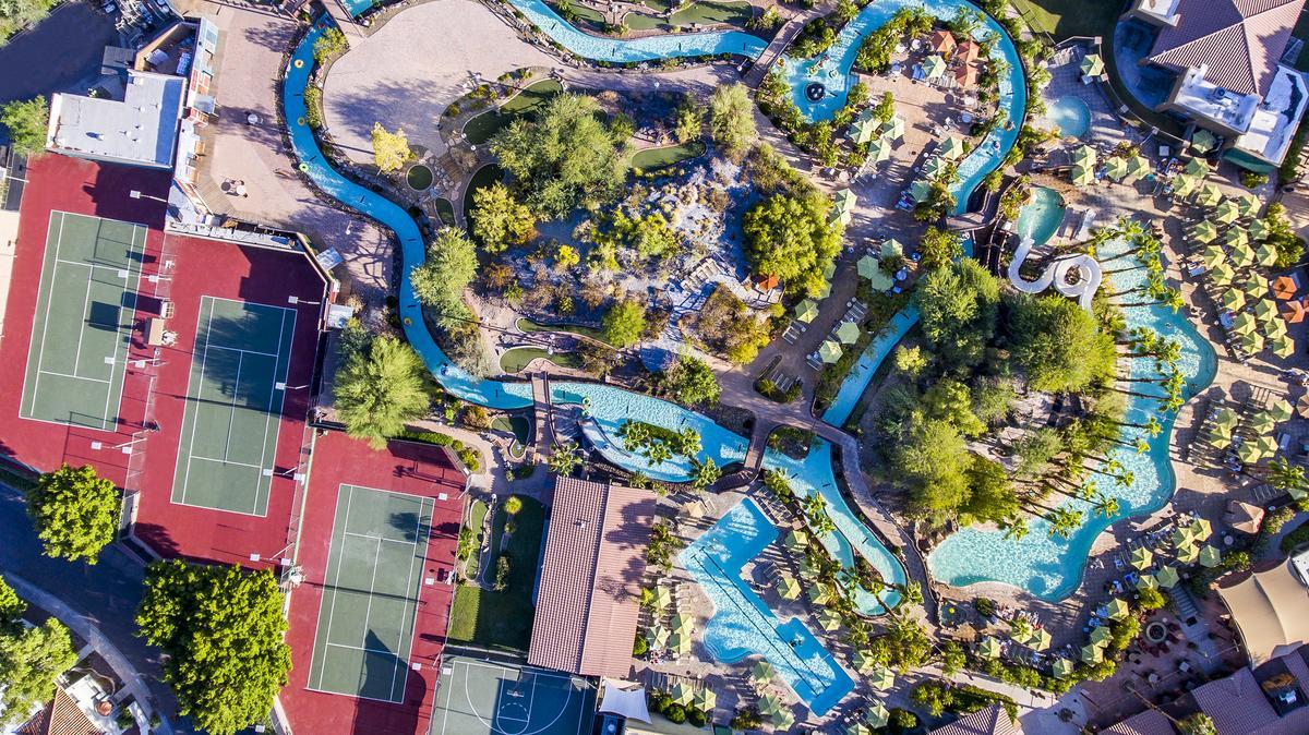 Slide Squaw Water Pointe Peak Hilton Resort