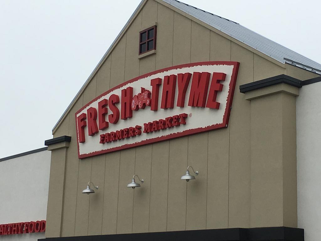 Fresh Thyme Farmers Market Milwaukee