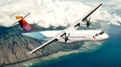 Larry Ellison's Hawaii interisland airline, Island Air ...
