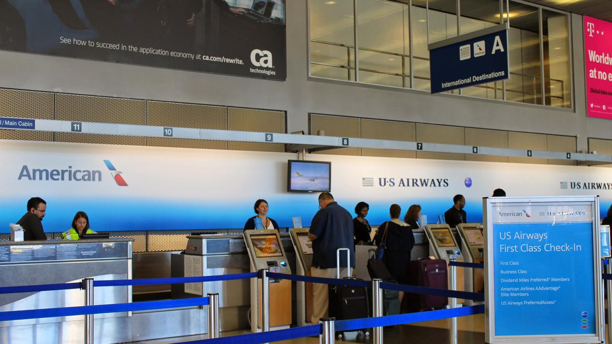 American Airlines And U S Airways Merger Takes A New