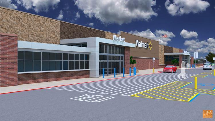 Louisville Super Walmart Ky