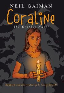 Coraline  The Graphic Novel  Neil Gaiman  Bloomsbury Children s Books See larger image