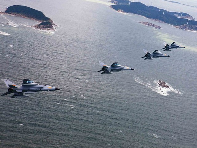 Chinese Military: We Should Give South China Sea Rivals a ...