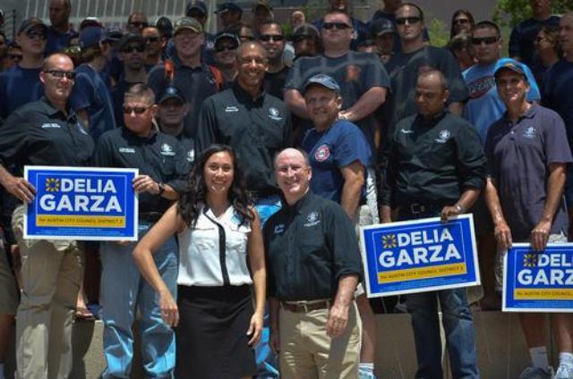 Austin Firefighters Push Back on Union Activity Lawsuit