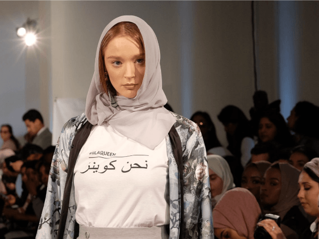 London Modest Fashion Week   Capital Hosts Hijab Show Sponsored By     Muslim