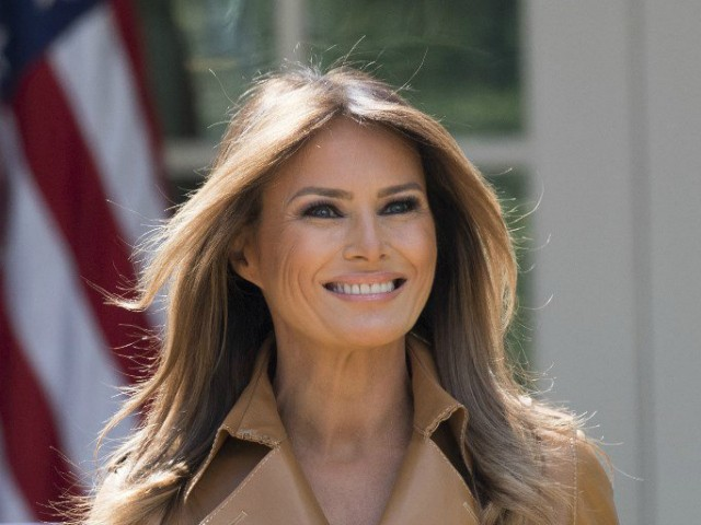 Thousands Wish Recovering First Lady Well upon Return to ...