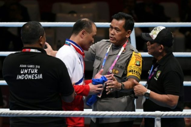 AIBA to allow judging protests after Asian Games boxing turmoil     AIBA to allow judging protests after Asian Games boxing turmoil