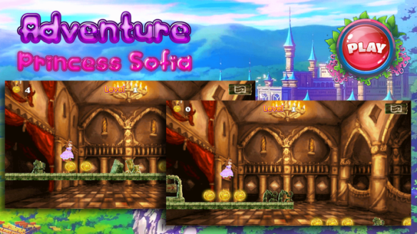 Download Adventure Princess Sofia Run   First Game 1 0 free APK Android Adventure Princess Sofia Run   First Game screenshot apk 1