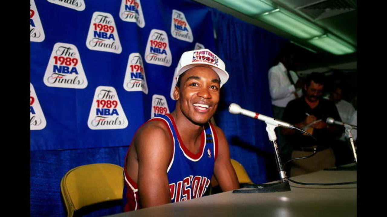 Isiah Thomas Is 3rd Best Point Guard Ahead Of Curry